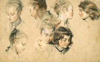 Workshop Portrettekenen in 1, 2 of 3 kleuren