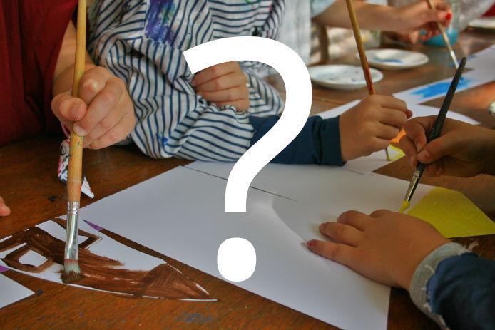 Femke's kinderatelier – creatieve opdracht 4 augustus
